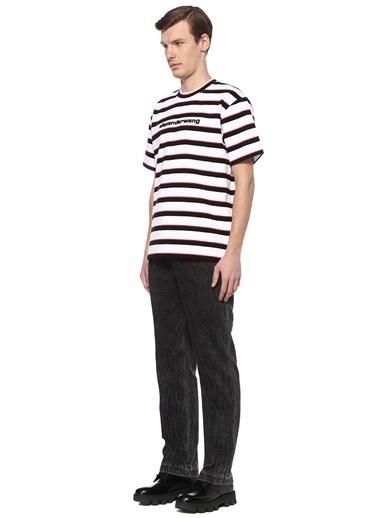 Alexander Wang Jean Pantolon Siyah